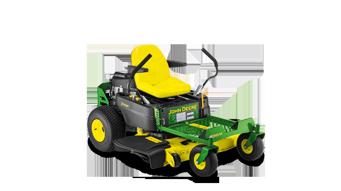 Z345M Riding Lawn Equipment