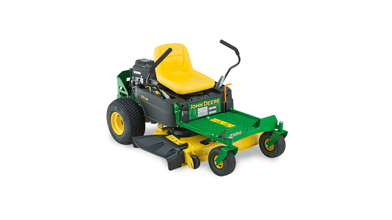 Z335E Riding Lawn Equipment