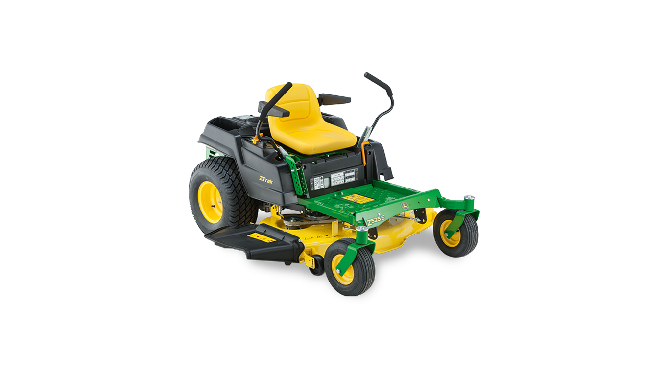 Z525E Riding Lawn Equipment