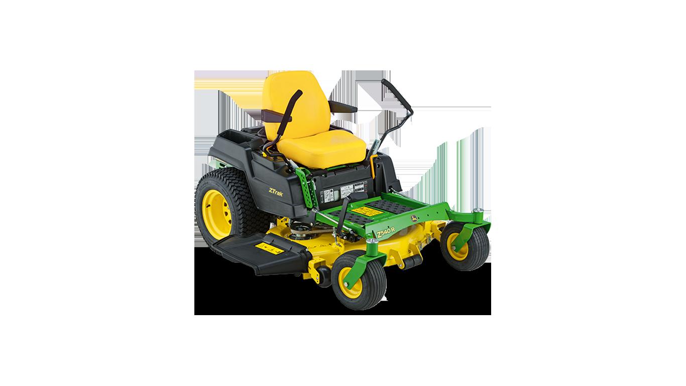 Z540R Riding Lawn Equipment