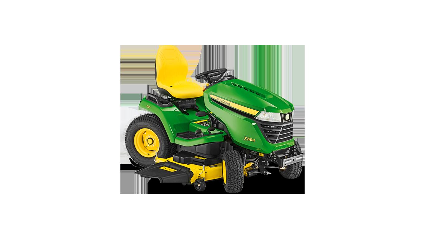 X584 Riding Lawn Equipment