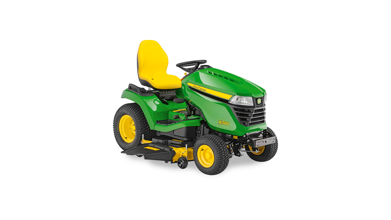 X590 Riding Lawn Equipment