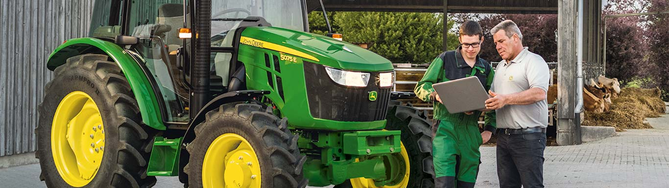 Locate your John Deere Dealer