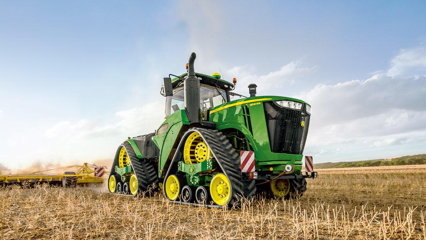 9470RX | 9RX Series | Tractors | John Deere UK & IE