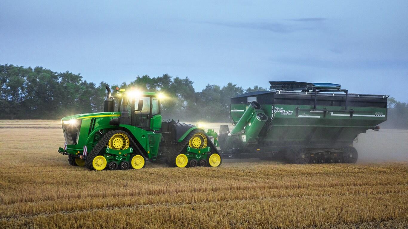 9570RX | 9RX Series | Tractors | John Deere UK & IE