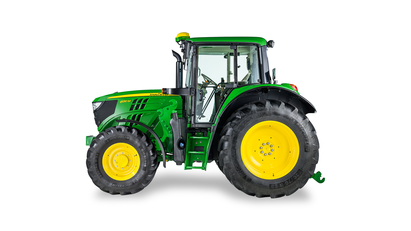 6110m 6m series tractor john deere uk ie