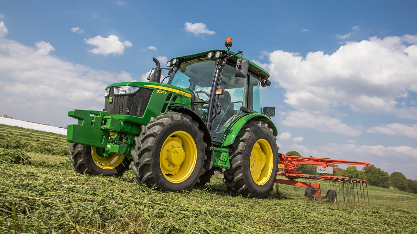 Special Lease Offers >> Tractors | Agriculture | John Deere UK & IE