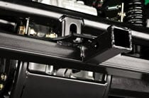 Rear Receiver Hitch for T Series