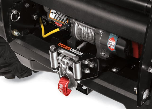 Warn® Winch for T Series