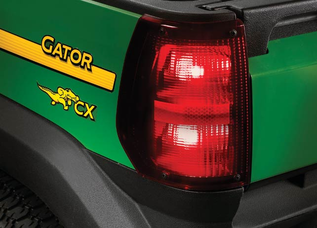 John Deere Gator Lights : John deere brake tail light kit for cx lights signals