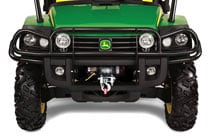 Heavy-Duty Brush Guard for HPX