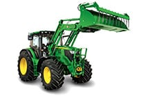 8R/8RT: Tractors of the highest class