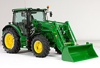 John Deere front loaders for John Deere tractors