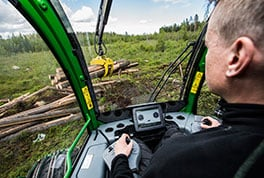 John Deere forwarder videos