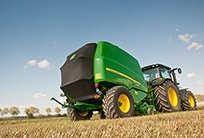 Variable Chamber Balers
