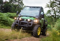 Cross-Over Utility Vehicles