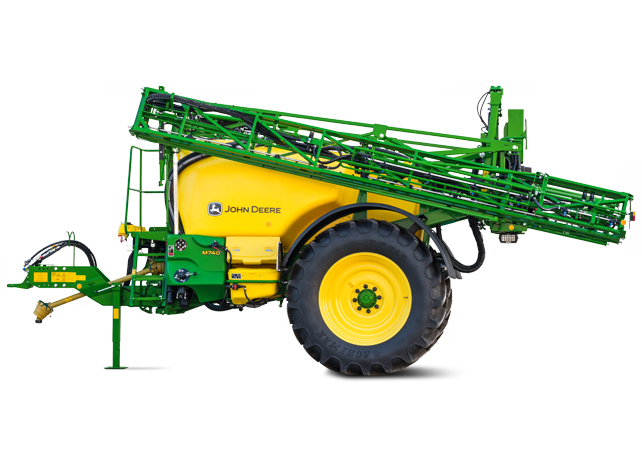 M740 Trailed Sprayer