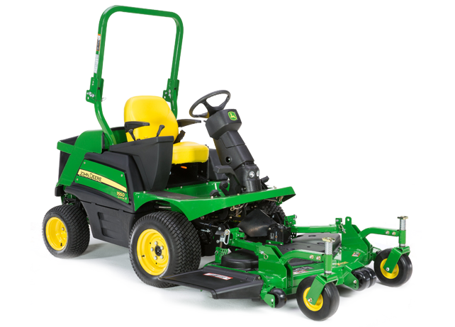 R A Front Mower X