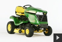 X354 Lawn Tractor