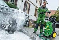 Learn more about high pressure washers