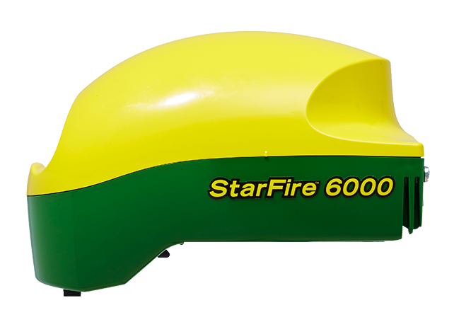 Starfire 6000 Receivers Agricultural Management