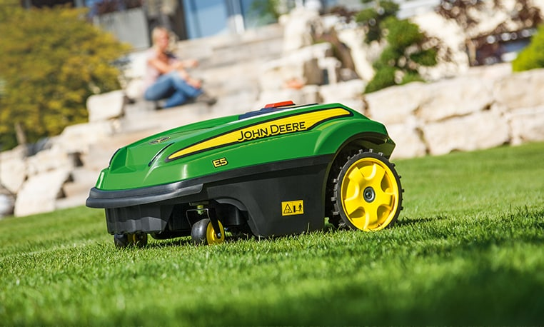 john deere autonomous mower. Black Bedroom Furniture Sets. Home Design Ideas