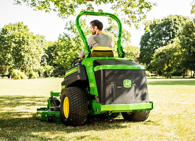 Zero Turn Mower Z997R Experience perfect control
