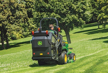 John Deere X950R, Pure Power