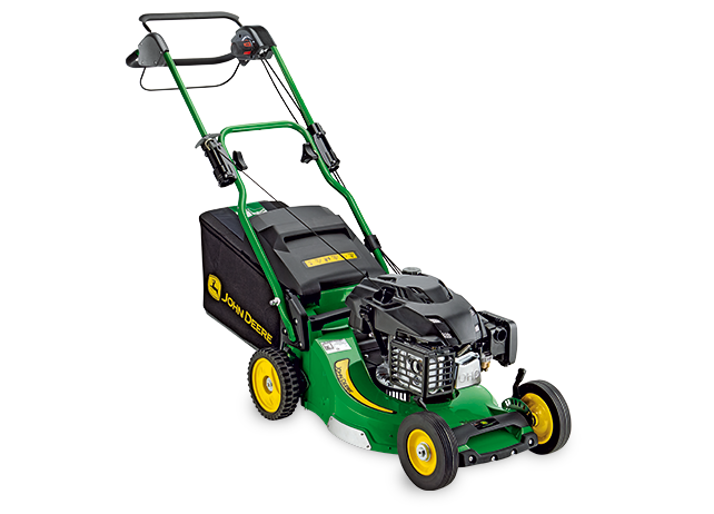 The John Deere Pro 47V, the lightweight mower.