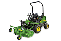 Wide Area Rotary Mower