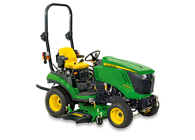 John Deere 1026r Attachments : R series compact utility tractors john deere gb
